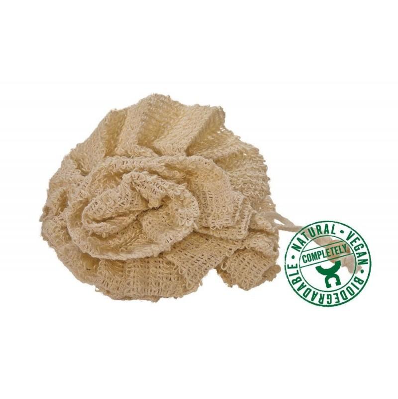 Fleur de douche en sisal