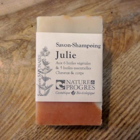 Savon-Shampoing Julie
