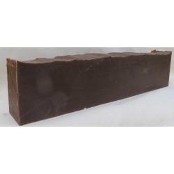 Savon au beurre de cacao bio et à l'huile de Cade.